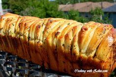 Pull apart hleb sa začinima