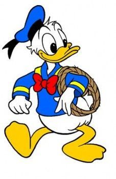 Donald Duck #DonaldDuckEsq
