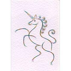 Unicorn. Simple yet classy.