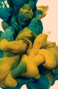 Italian artist Alberto Seveso has come out with his second series of underwater ink photography. The photos are created by mixing two inks together in water and capturing their interactions at high speed.