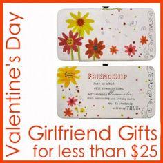 Valentines Day Girlfriend Gifts Under 25 Dollars Girlfriendology Valentine