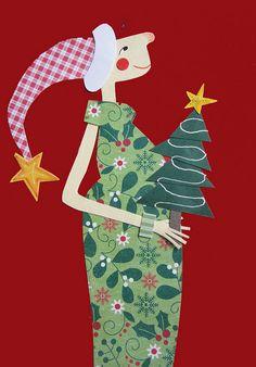 Ajudante de Papai Noel by mariacininha, via Flickr