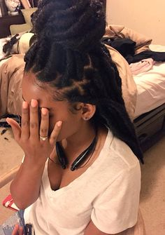 Faux dread locs....... |OfficialTune_| ♕