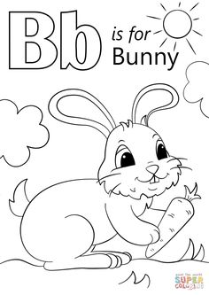 letter-b-is-for-bunny-coloring-page.png 849×1,200 pixels