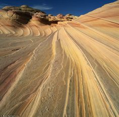The Vermilion Cliffs of the Paria Canyon wilderness in the U.S.