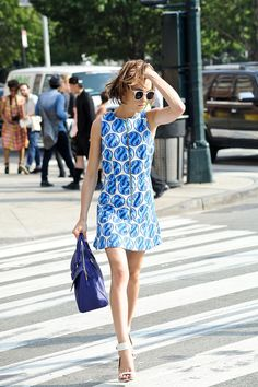 15 Perfect Spring Work Dresses - Spring Designer Dresses to Wear at the Offices - Elle#slide-1#slide-1 / May 19, 2014 http://www.elle.com/fashion/spotlight/spring-work-dresses#slide-1