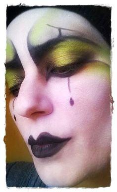 #maquillaje #artístico #mimo ##makeup