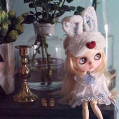 #hoshinonamidahime #blythe #customblythe #blythecustom #vintage #doll #k07 #k07doll