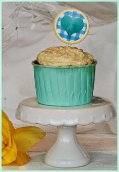 Baby Party und vegane Muffins Cookies, Pies, Food Cakes, Vegan Muffins, Homemade