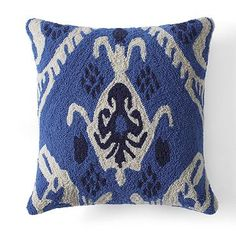 18x18 Islimi Outdoor Throw Pillow