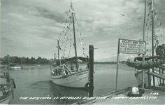 The Original St. Nicholas Boat Line Tarpon Springs, FL