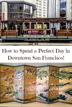 Find out the best things to do in Downtown San Francisco, from Brenda's French Soul Food to the cable car to the theater!