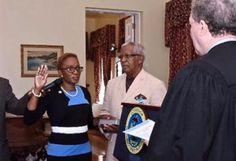 University of the Virgin Islands alum, Felecia Blyden, formally assumed the office of commissioner of the Human Services Department in the US Virgin Islands