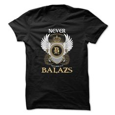 (Most Tshirt) BALAZS Never Underestimate Discount Hot Hoodies, Funny Tee Shirts