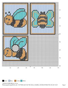 Bee 2 Tissue Cover