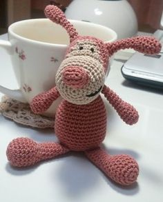 Dog Byffy by myumixxx free pattern