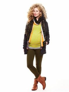 Maternity Clothing: We ♥ Outfits | Gap