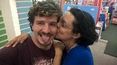 No Literatura de Mulherzinha: MANHÊ, APARECI NO MGTV!!!, o encontro de dois fãs do David Levithan e a visita de muitas crianças e adolescentes são alguns dos destaques do #Dia2 da @bienaldolivrojf, no #LdMnaBienalJF: http://livroaguacomacucar.blogspot.com.br/2016/06/ldmnabienaljf-dia-2.html