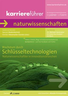 karriereführer naturwissenschaften 2010.2011