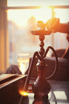I dont drink or smoke cigarettes, but on occasion I do love me some hookah. And tonight is one of those occasions!