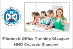 The Microsoft Office training Glasgow is a sure shot way to escalate your employability and enhance your compatibility to work in the present-day office scenarios.