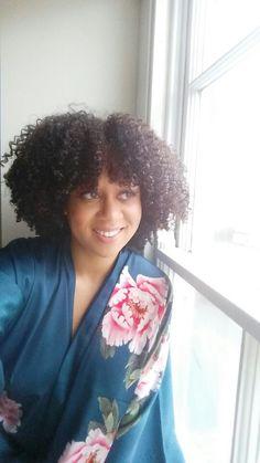 Big hair, curly hair, natural curls