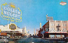 Image result for Las Vegas 1950s