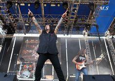 ANKHARA - Primera parte dela crónica del Leyendas del Rock'13: 9 agosto 2013 – Villena (Alicante) | Metal Symphony