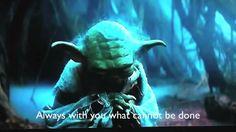 Yoda & growth mindset