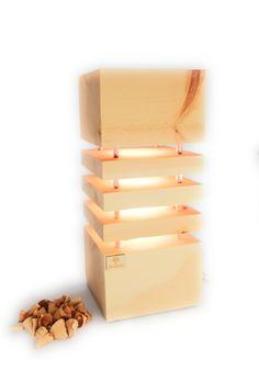 Wir lieben was wir tun - daher achten wir bei der Herstellung besonders auf Qualität! Floor Lamp Base, Sparkle, Timber Wood
