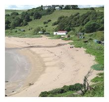 Coldingham Bay in the Scottish Borders. Wish I Was There, Day Trip, Summer Days, Childhood Memories, Countryside, Scotland, Heaven, Country Roads, Earth