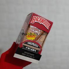 Backwoods Authentıc Cıgars Aromatic x8 paket