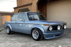 Bid for the chance to own a 1975 BMW 2002 at auction with Bring a Trailer, the home of the best vintage and classic cars online. Station Wagons For Sale, Ford Torino, Van Nuys, Old School Cars, Bmw 2002, Sport Seats, Limited Slip Differential, Chevrolet Bel Air, Fender Flares