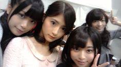 乃木坂46 (nogizaka46)  Fukagawa Mai (深川麻衣)  Wakatsuki Yumi (若月佑美)  Ito Nene (伊藤寧々)  Saito Yuuri (斉藤優里)