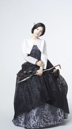 한복 Hanbok : Korean traditional clothes[dress] | #ModernHanbok
