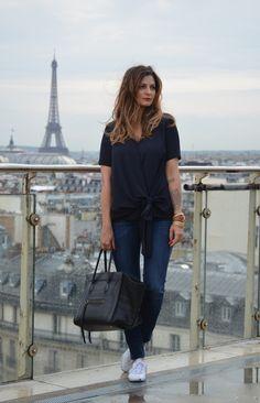 Blogueuse Paris cheveux <3