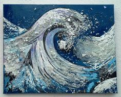 Fab mosaic wave by Dan Rust