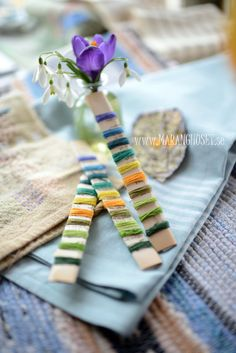 Linen Flax Thread  Handpicked Stitching Kit   For by Maranghouse, $11.00