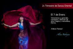 El 7 de Enero volveremos a aprender, compartir y disfrutar de la mágica y maravillosa Danza Oriental.  #danzaoriental #bellydance #danzadelvientre #danza #danzaarabe #alinababayan