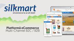 SilkMart, o platforma ecommerce orientata catre client. Daca in urma cu ceva vreme eram 3 ani consecutiv pe primul loc in categoria IT&C la Gala Premiilor eCommerce, cu GamesLine, colegii de la Silkweb vor o parere publica despre platforma lor ecommerce, SilkMart... http://www.editecsan.ro/silkmart-platforma-ecommerce/