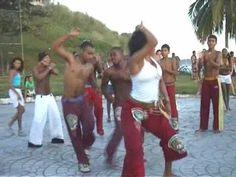 """SAMBA DE RODA """"que faz parte da nossa capoeira..."""" Brasil..."""