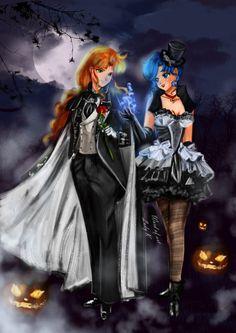 Sailor Moon Halloween, Amy, Moonlight, Destiny, Albums, Photos, Pictures