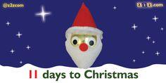 11 days to Christmas - Advent calendar