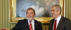 """Disso Voce Sabia?: PORTUGAL MANDA NOVO RECADO AO BRASIL """"SE VOCÊS NÃO PRENDEREM LULA, NÓS IREMOS FAZER"""""""