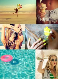 WELCOME SUMMER!!! I've been waiting!!                      Girly Summer