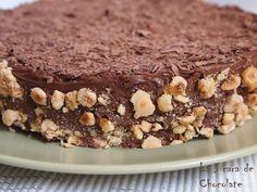 Volvemos a compartir la receta de esta tarta del blog LA JÍCARA DE CHOCOLATE.