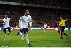 Cristiano Ronaldo breaks UEFA Championship record