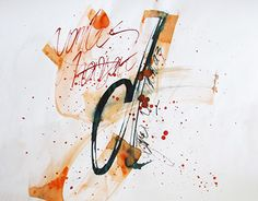 """Check out new work on my @Behance portfolio: """"Calligraphy 1"""" http://be.net/gallery/38039895/Calligraphy-1"""