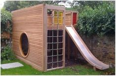 Best Small Wooden Playhouse