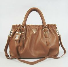 Prada Genuine Leather Handbags 62018 Earth Yellow #Prada #Handbags #Yellow $382 ,▁▂▃ Save for #CHRISTMAS HOLIDAY ❤……